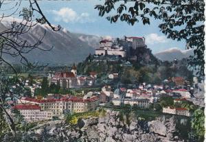 Panorama View Salzburg vom Imberg Austria