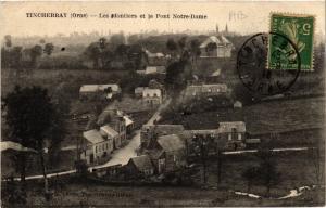 CPA TINCHEBRAY (Orne) - Les Montiers et le Pont N.-D. (435430)