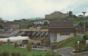 MATANE , Quebec, 50-60s; Mathieu D'Amours Dam