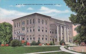 K W C Administration Building Winchester Kentucky