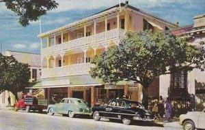 Bahamas Nassau Prince George Hotel 1958