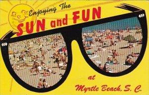 Enjoying The Sun And Fun At Myrtle Beach South Carolina 1962