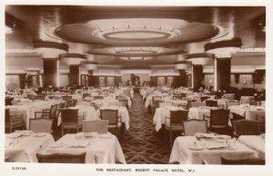 RP: The Restaurant , Regent Palace Hotel , LONDON , England , 1930s