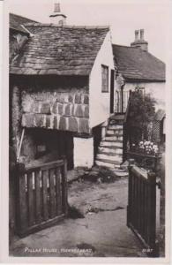 RP: Pillar House, Hawkeshead, Lake District, Cumbria, England