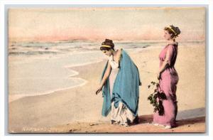 Women at Beach  Neptune's Charms