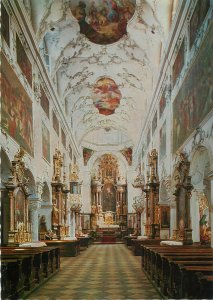 Postcard Austria Salzburg Erzabel St Peter
