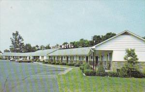 Pennsylvania Breezewood The Wiltshire Motel