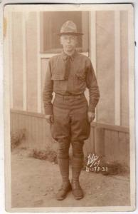 RPPC, Army of Boy Scout ?