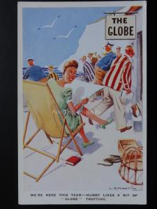 L.B.Martin WERE HERE THIS YEAR - HUBBY LIKE A BIT OF GLOBE TROTTING 160515