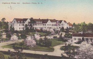SOUTHERN PINES, North Carolina , PU-1916 ; Highlands Pines Inn