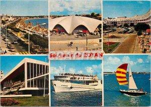 Modern Postcard Souvenir de Royan