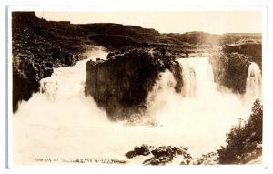 RPPC Twin Falls, ID Real Photo Postcard