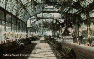 UK - England, Ilfracombe. Victoria Pavilion