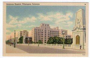 Wilmington, Delaware, Delaware Hospital