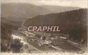 Old Postcard Gerardmer Richompre general view