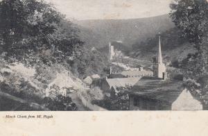 MAUCH CHUNK , Pennsylvania, 1901-07 ; From Mt. Pisgah
