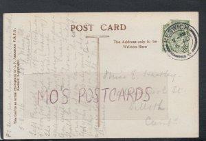 Genealogy Postcard - Hartley - 10 Wampool Street, Silloth, Cumbria  RF5937