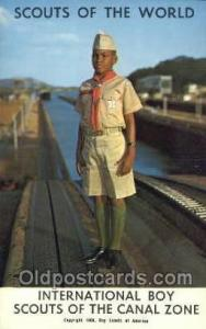 International Boy Scouts of the Canal Zone Boy Scouts of America, Scouting Po...