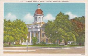 Florida Marianna Jackson County Court House
