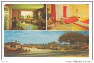 3 Views,Pate´s Motel,Dillon,South Carolina,40-60s