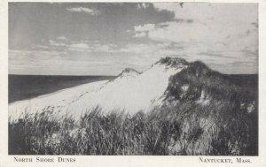 NANTUCKET , Massachusetts , 1910-30s; North Shore Dunes