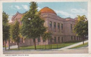 Minnesota Duluth Public Library Curteich