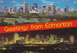 Greetings From Edmonton Alberta Canada