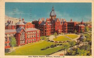 Johns Hopkins Hospital, Baltimore, MD, USA Johns Hopkins  Baltimore, MD, USA ...