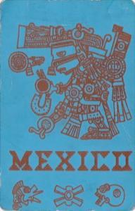 Mexico Jugador De Pelota Embroidered Ball Player