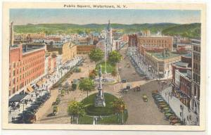 Public Square, Watertown, New York, 00-10s