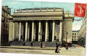 CPA NANTES - Le Theatre Graslin (222903)
