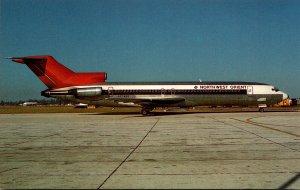 Northwest Orient Boeing 727-251