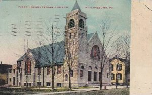 Pennsylvania Philadelphia First Presbyterian Church 1910