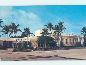 Unused Pre-1980 ROYAL PONTIAC PLAYHOUSE Palm Beach - West Florida FL G0250