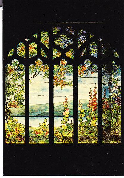 Leaded Glass Window - Tiffany - The Corning Museum of Glass