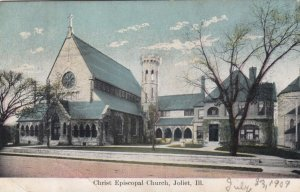 JOLIET, Illinois, 1909; Christ Episcopal Church