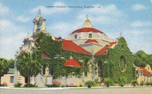 Florida Pensacola Christ Church 1950