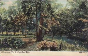 Nebraska Omaha Elmwood Park 1909