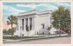 Florida Jacksonville Christain Science Church