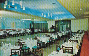 Interior,  The New Shamrock Banquet Hall and Dining Room,  Toronto,  Ontario,...