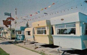 TC: VANCOUVER , B.C. , 1950-60s ; Imperial Mobile Homes Ltd