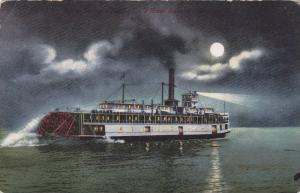 Oceanliner/Steamer/Ship, Southern Pacific Co.'s River Steamer Seminole, 190...