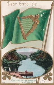 St Patrick's Day With Meeting Of The Waters Killarney 1910