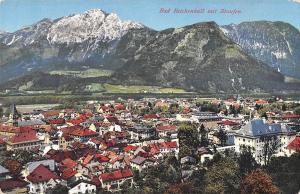 BG39266 bad reichenhall mit staufen   germany