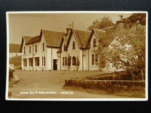 Scotland ISLE OF SKYE Uig Hotel c1950s RP Postcard by Judges Ltd.