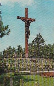 Michigan Indian River Catholic Shrine