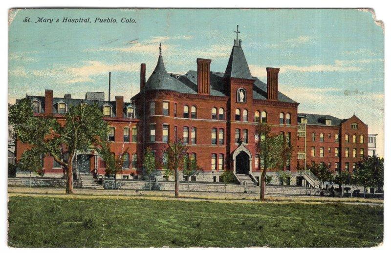 Pueblo, Colo, St. Mary's Hospital