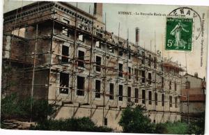 CPA Stenay - La Nouvelle École en construction  (240837)