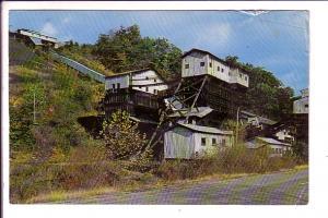 Eastern Kentucky Coal Mine Scene