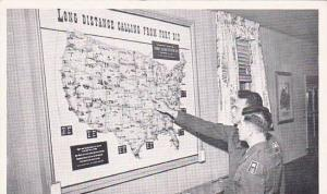 New Jersey Fort Dix Consulting The Map